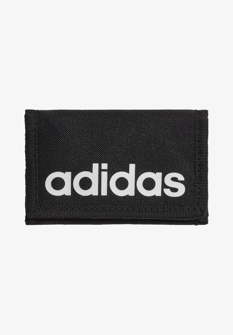 adidas Performance - ESSENTIALS LOGO WALLET - Portemonnee - black