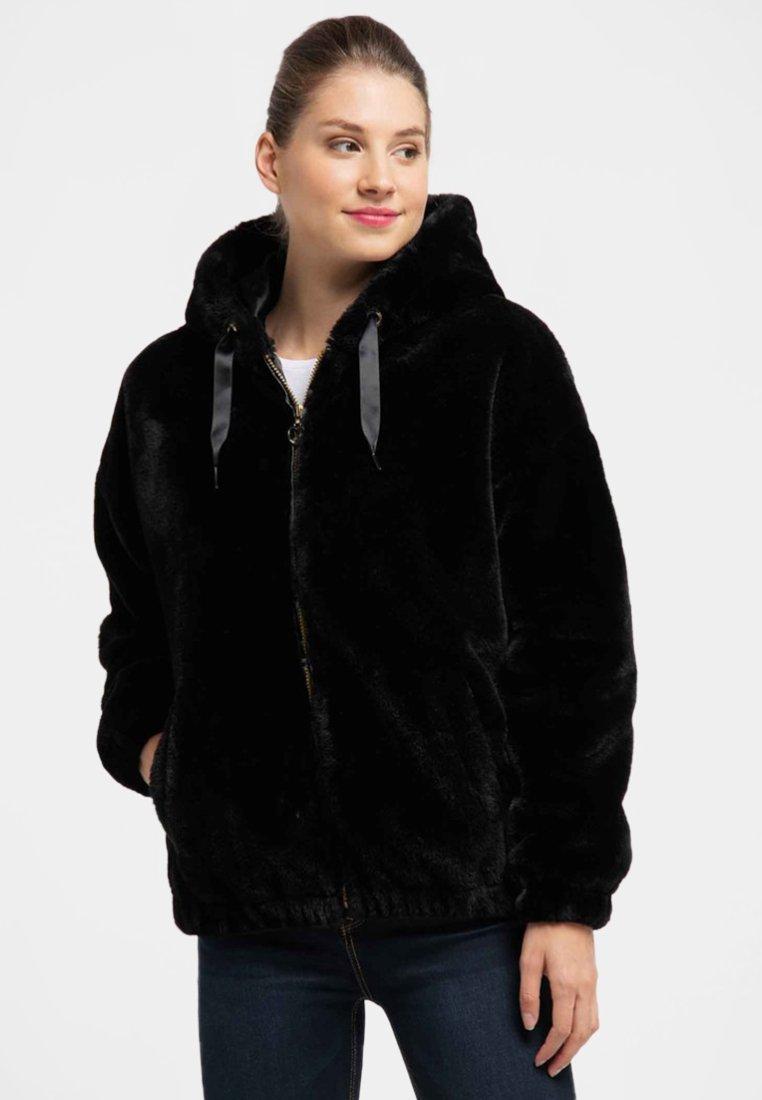 myMo - Winter jacket - black