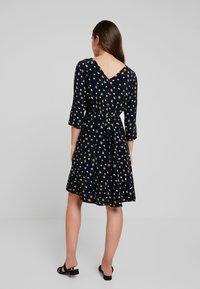 Vero Moda - VMVIVI DRESS - Day dress - black - 2