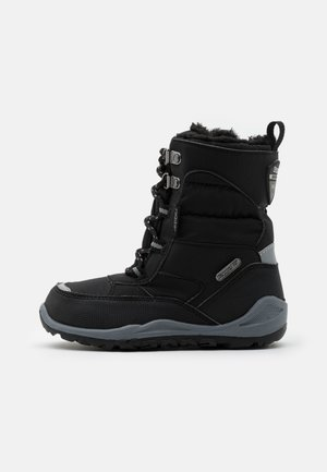 ALIDO TEX UNISEX - Winter boots - black/grey