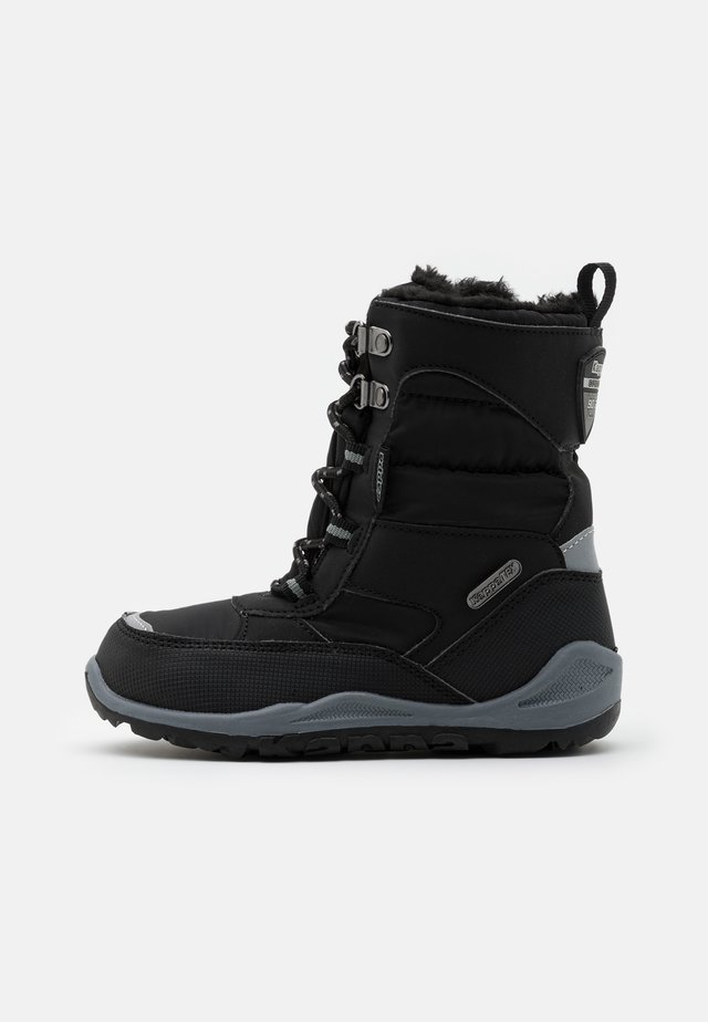 ALIDO TEX UNISEX - Snowboot/Winterstiefel - black/grey