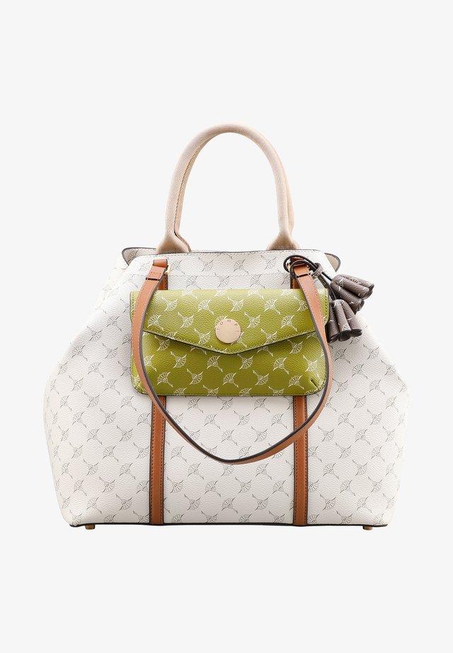 CORTINA MISTO SARA - Handbag - offwhite