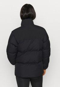 Norrøna - NORRØNA 750 JACKET - Down jacket - black - 2