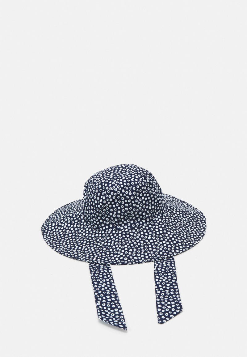Pieces - PCLAOISE BUCKET HAT - Klobouk - sky captain