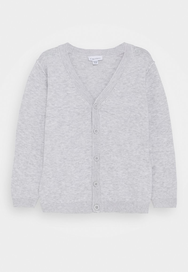 OVS - Vest - mottled light grey