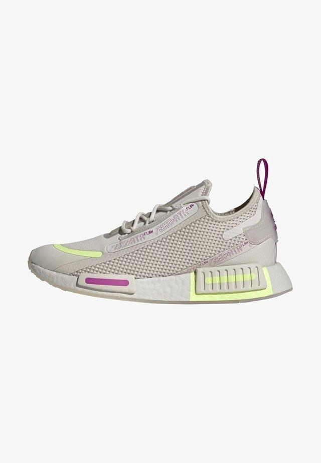 NMD_R1 SPEEDLINES BOOST SHOES - Sneaker low - alumin/hireye/vivpnk