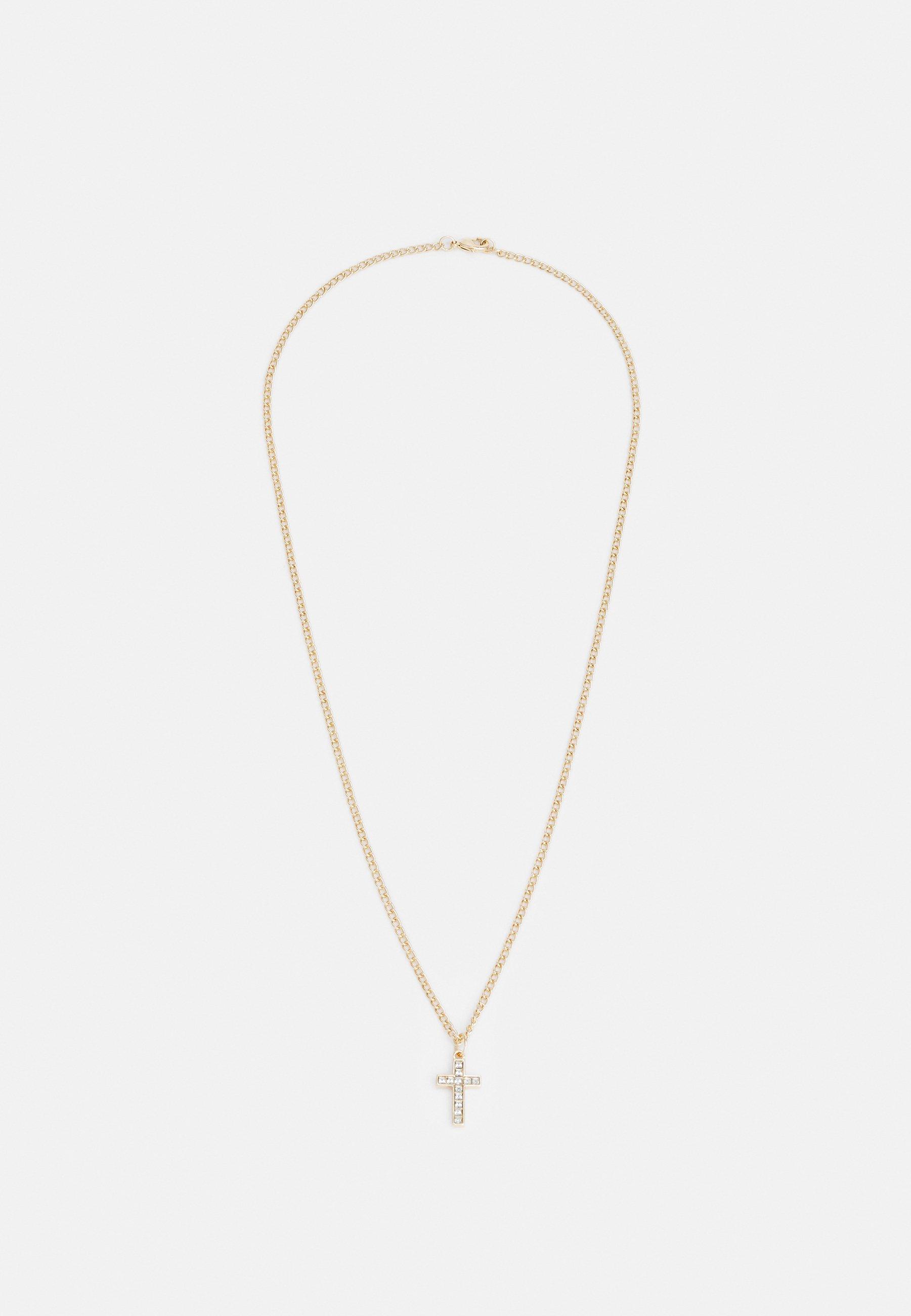 Men CROSS NECKLACE - Necklace