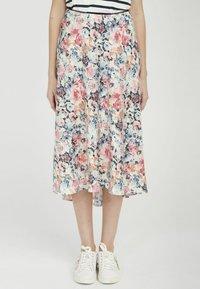 NAF NAF - A-line skirt - white - 0
