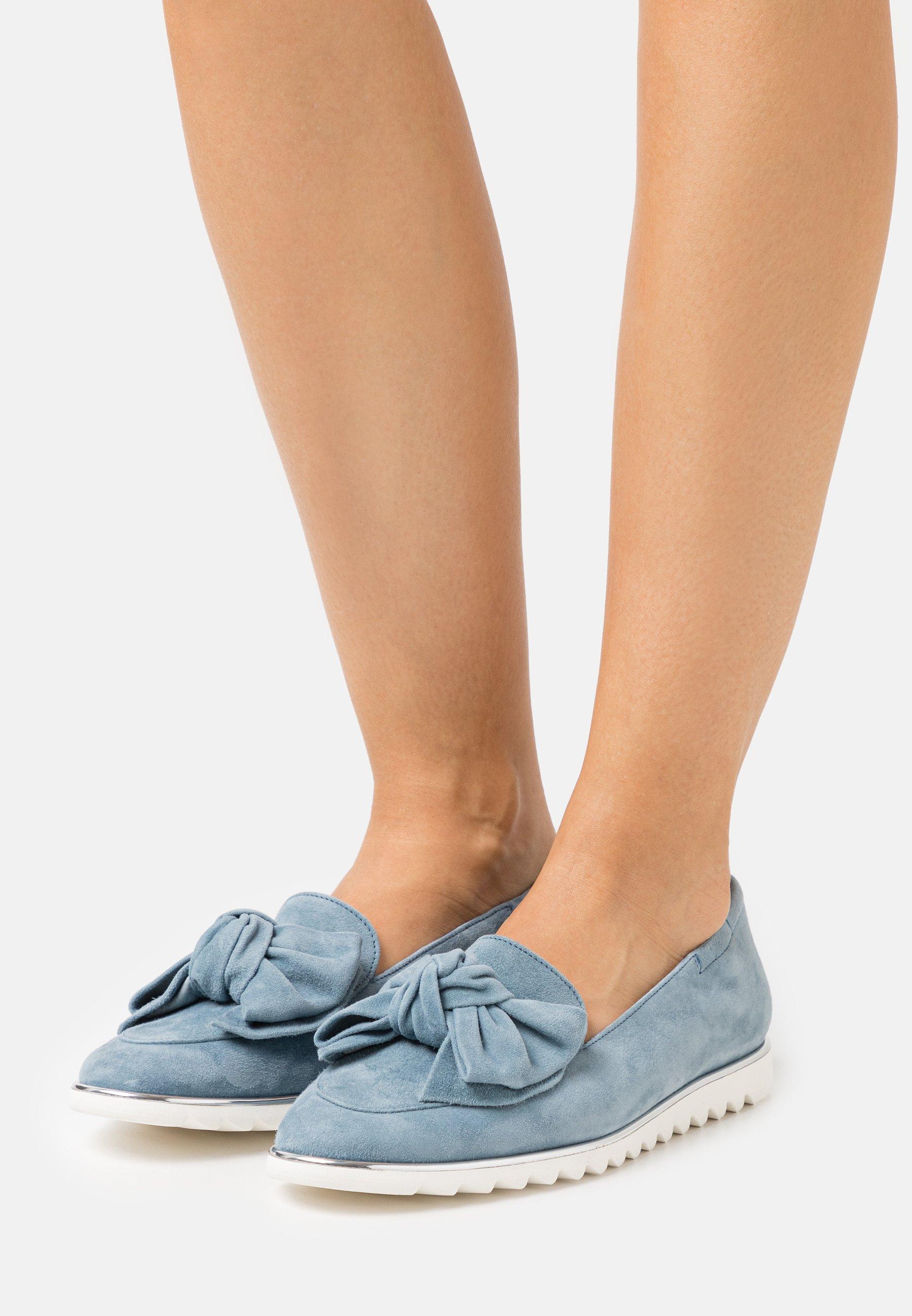 Women EVERETT - Slip-ons - jeans