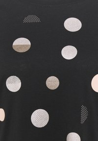 Esprit - DOT - Top sdlouhým rukávem - black - 2