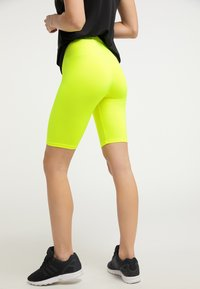 myMo ATHLSR - Shorts - neon yellow - 2