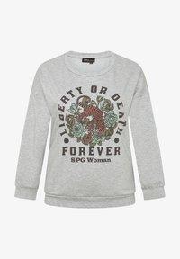 SPG Woman - Sweater - grey - 4