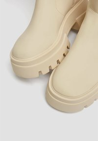 PULL&BEAR - Boots - beige - 5
