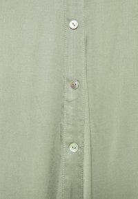 Esqualo - SKIRT BUTTONED CLOSURE - A-linjekjol - light green - 2