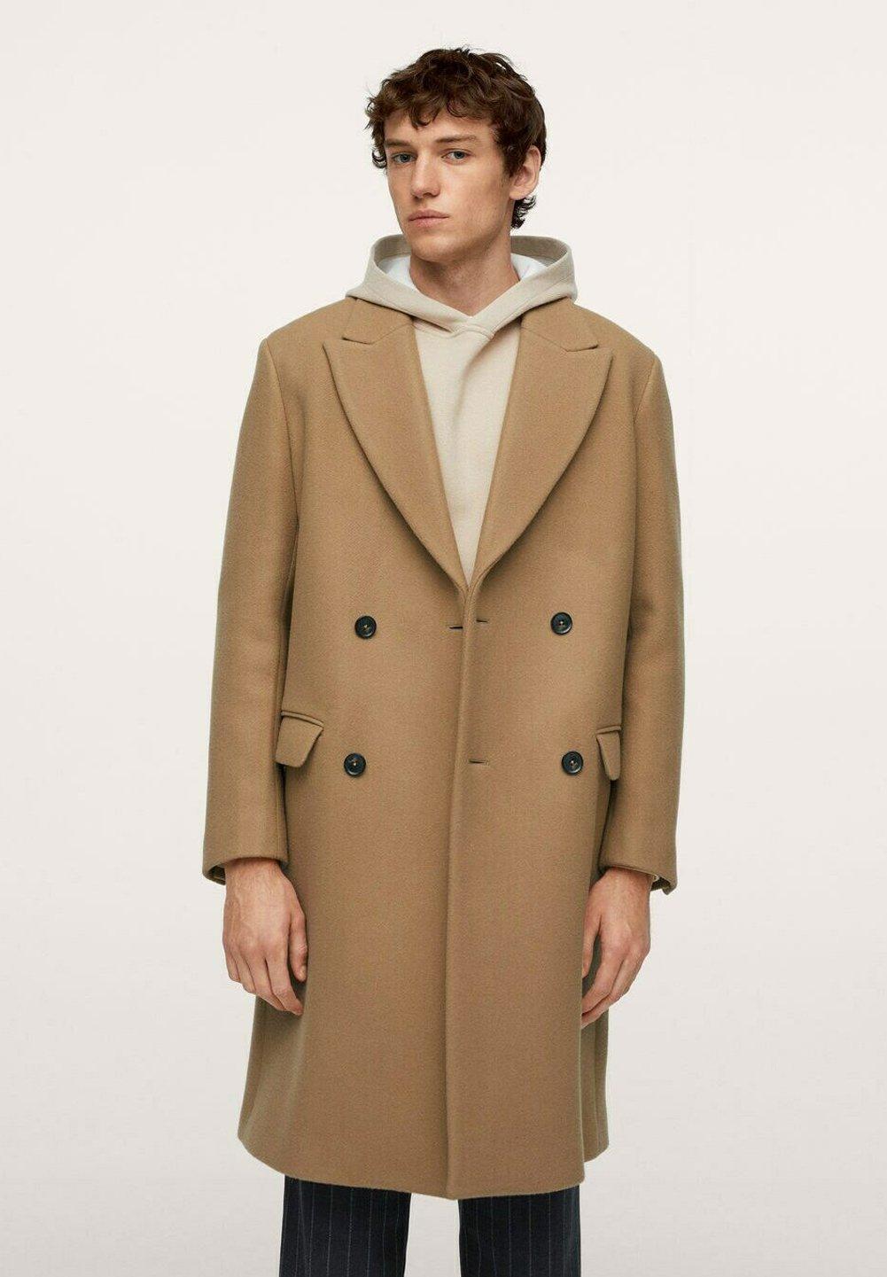 Men LAMA - Short coat