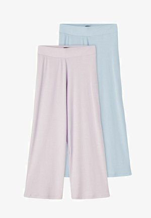 2ER PACK - Trousers - orchid petal