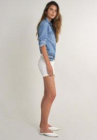 Salsa - Denim shorts - weiß - 1