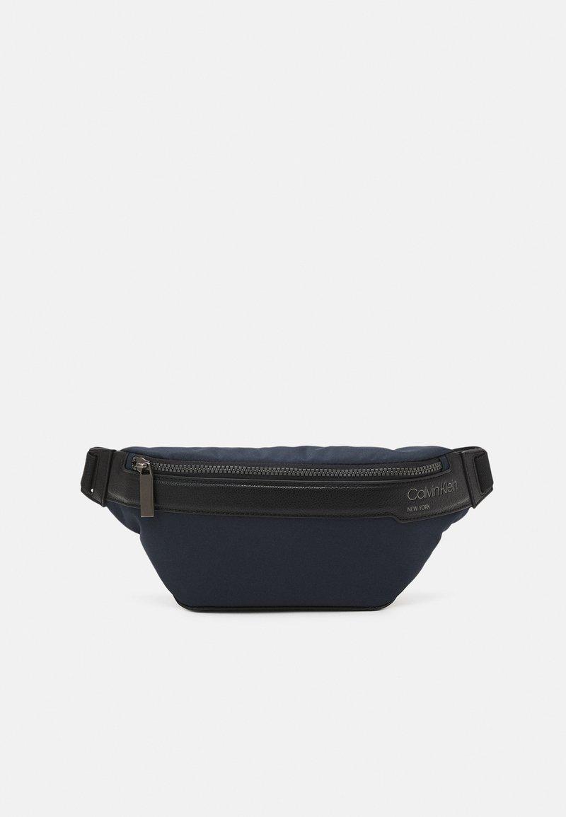 Calvin Klein - WAISTBAG UNISEX - Bum bag - blue