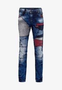 Cipo & Baxx - Slim fit jeans - blau - 5