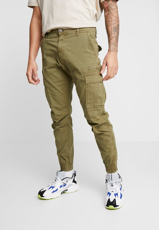 URBAN - Cargo trousers - duster khaki