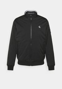 Calvin Klein Jeans - HARRINGTON PADDED JACKET - Light jacket - black - 5