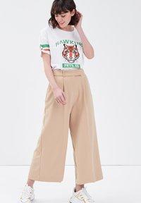 Cache Cache - Pantalones - beige - 1