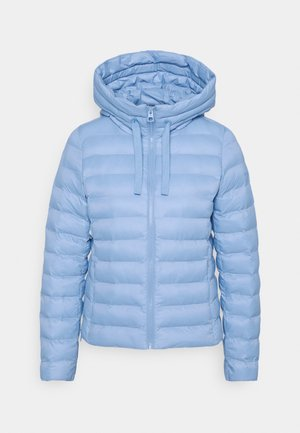 THERMO - Winter jacket - washed cornflower