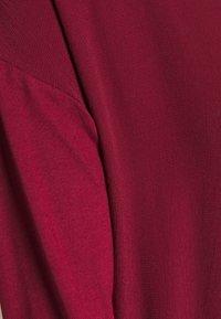 Esprit - BUBBLE TEE - Blouse - bordeaux red - 2