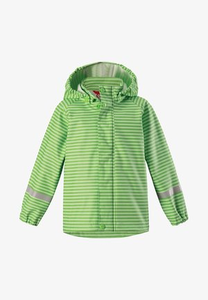 VESI  - Waterproof jacket - summer green