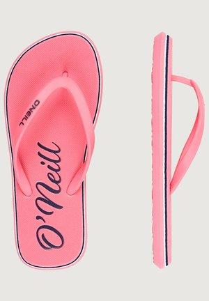 Pool shoes - pink lemonade