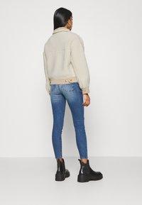 Cotton On - TRUCKER - Light jacket - natural - 2
