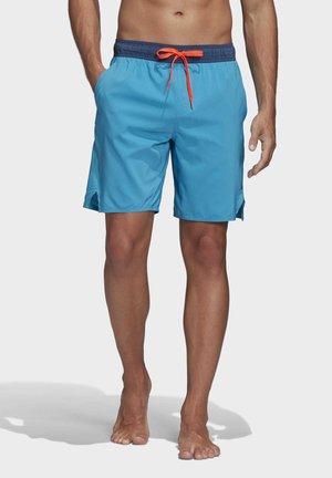 COLORBLOCK TECH SHORTS - Swimming shorts - blue
