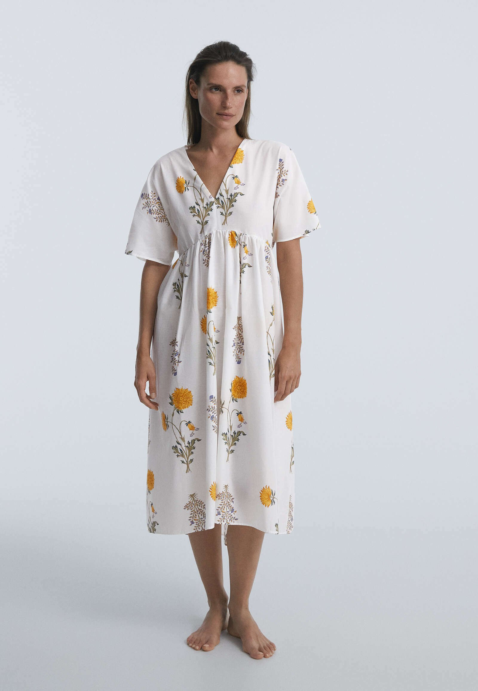 Damen INDIAN - Nachthemd