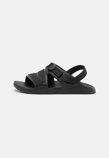 CHILLOS SPORT - Sandals - black