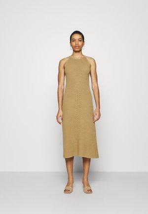 SLFMAXA DRESS - Jumper dress - kelp