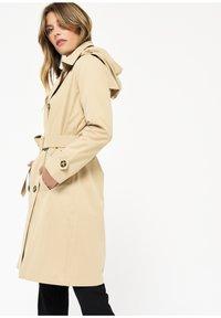 LolaLiza - Trenchcoat - beige - 3