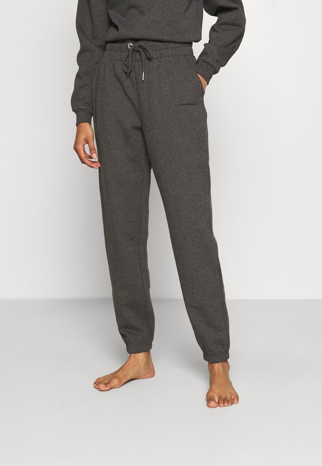 LOUNGE JOGGER - Pyjamahousut/-shortsit - grey