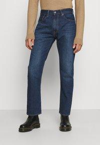 Levi's® - WELLTHREAD 551Z™ AUTHENTIC STRAIGHT - Jeans a sigaretta - dark indigo - 0