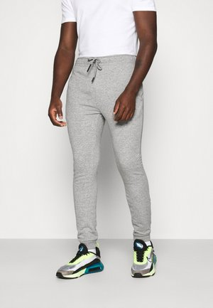 ONSCERES LIFE PANTS - Spodnie treningowe - light grey melange