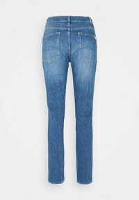7 for all mankind - ASHER LEFT HAND RESTORE - Straight leg jeans - mid blue - 1