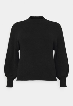 VMSIMONE HIGHNECK - Jumper - black