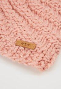 Barts - JADE BEANIE  - Mössa - dusty pink - 4