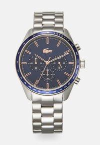 Lacoste - BOSTON - Chronograph watch - siver-coloured - 0