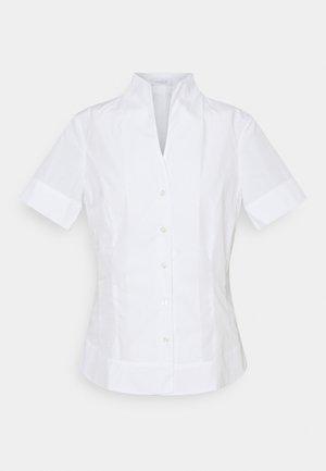 ARIANA - Button-down blouse - weiß