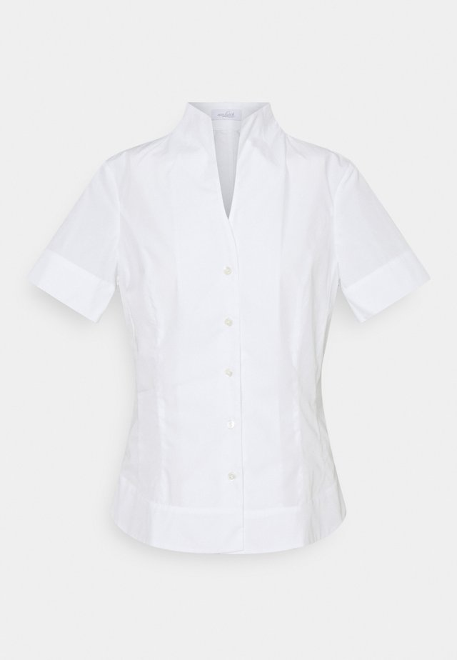ARIANA - Overhemdblouse - weiß