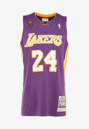 NBA LA LAKERS KOBE BRYANT AUTHENTIC - Pelipaita - purple