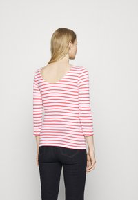 GAP - BALLET 2 PACK  - Print T-shirt - red white - 3