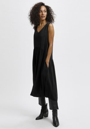 Day dress - black deep