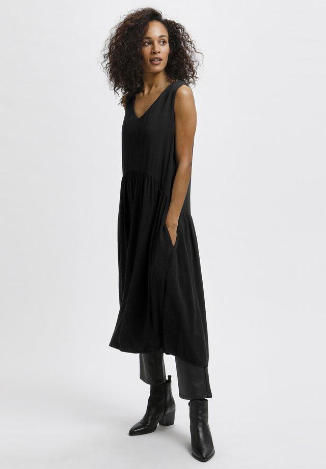 Korte jurk - black deep