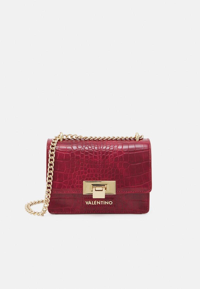Valentino Bags - ANASTASIA - Across body bag - bordeaux
